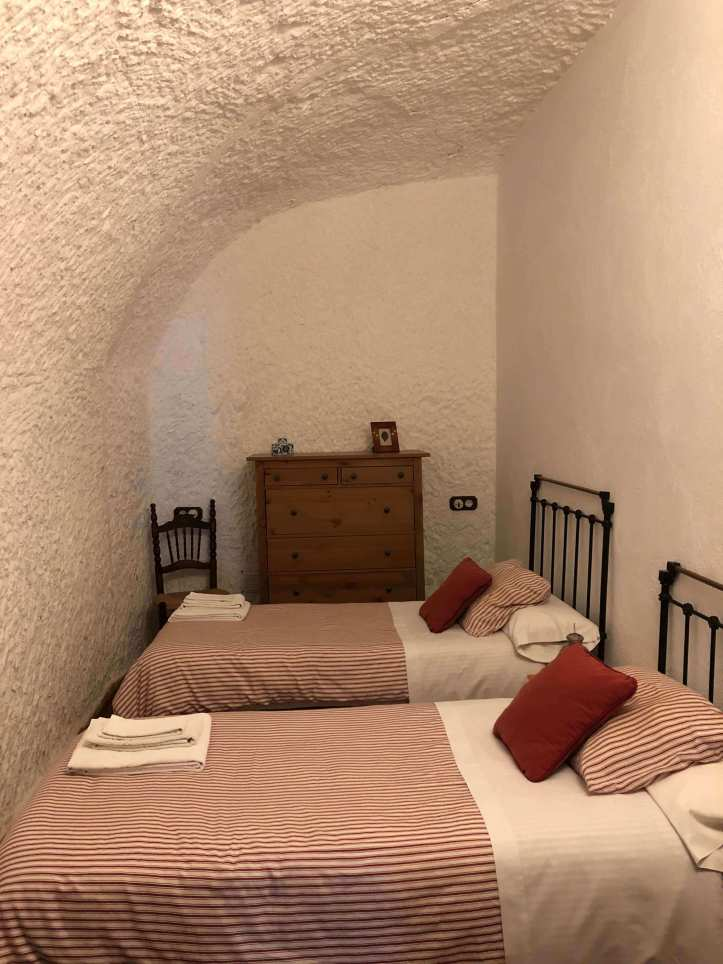 Cave House Bedroom